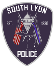 South Lyon Police have a new uniform patch designed by Dominic Albanys, a South Lyon East High School grad.