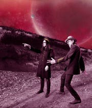 Sean Ono Lennon and Les Claypool