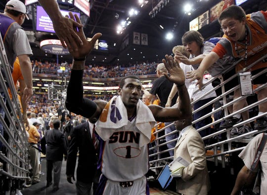 Would Amar'e Stoudemire help the Suns return to their winning ways?