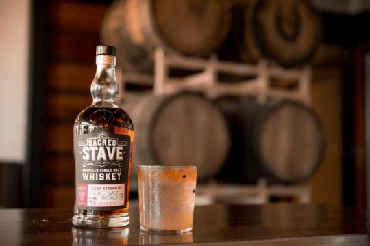 Sacred Stave American Single Malt Whiskey is made into a variety of cocktails at Spirit House.