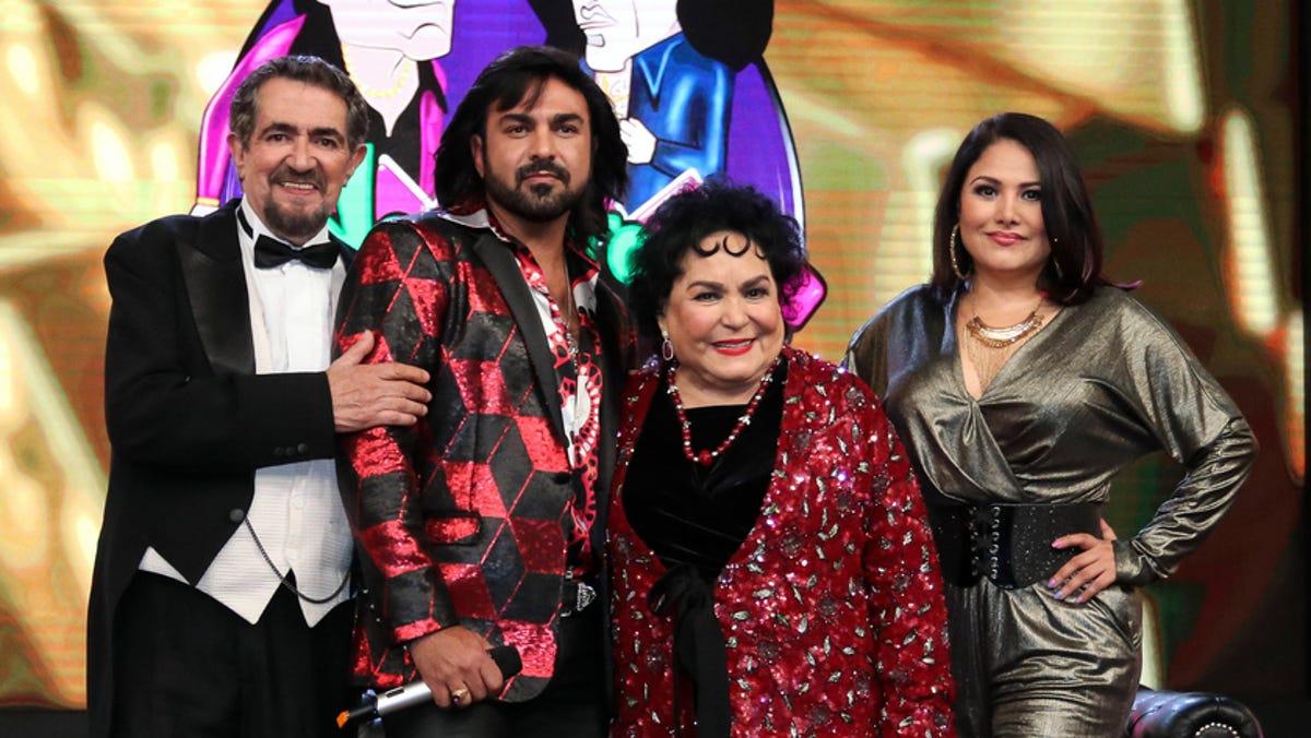 Presentan 4ta Temporada De Serie Encabezada Por Vitor Y Albertano © proporcionado por américa tv. serie encabezada por vitor y albertano