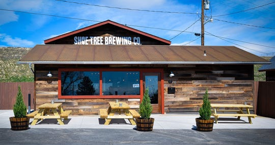 Shoe Tree Brewing Co. of Carson City, a bronze medal winner at the recent U.S. Open Beer Championship in Ohio, was founded by brothers Jeff and Paul Young.
