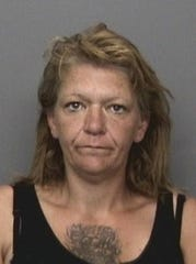 Lisa Marie Larkins Date of birth: Oct. 14, 1978 Vitals: 5 feet, 6 inches; 200 lbs.; blond hair/blue eyes Charge: Failure to appear on felony charge