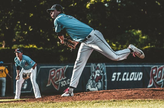 Trevor Koenig is 5-1 in seven starts for the Rox this season. He struck out seven batters and gave up only three hits in his most recent start on Thursday against Mankato.