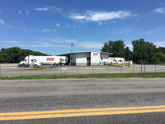 The LME Inc. location in Waite Park, Minnesota, is pictured Friday, July 12, 2019.