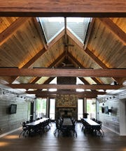 Dogtrot and Central Conference Room at the Wakulla Environmental Institute.
