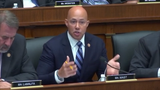 U.S. Congressmen Brian Mast (FL-18) questioned the U.S. Army Corps of Engineers' national leadership during testimony before the U.S. House of Representatives Transportation and Infrastructure Committee on July 10, 2019.