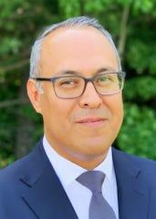 Enrique Grajeda, new Mount Franklin Foods CEO.