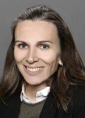 Martine Ceberio, UTEP associate professor of computer science.