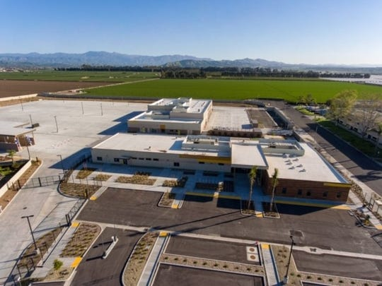 The Gold Coast Transit District's long-planned, 15-acre new operations and maintenance facility in Oxnard will have its grand opening 11:30 a.m. Saturday.