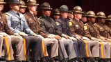 A ceremony was held Thursday night for more than 30 officers graduating the police academy.  7/12/19