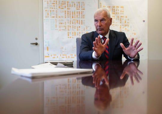 Mayor Mike Purzycki