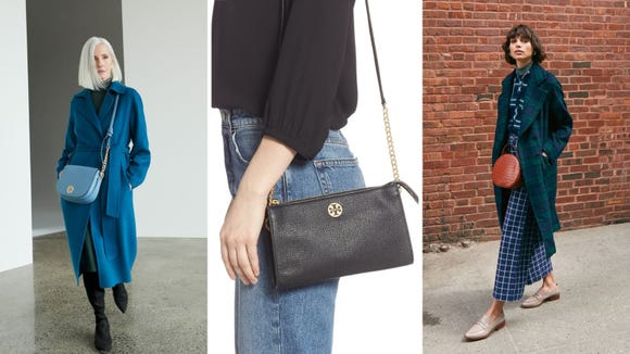 The perfect crossbody bag for any occasion.