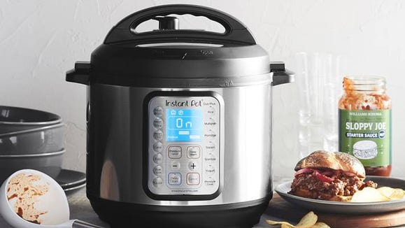 This deluxe Instant Pot is crazy cheap right now.