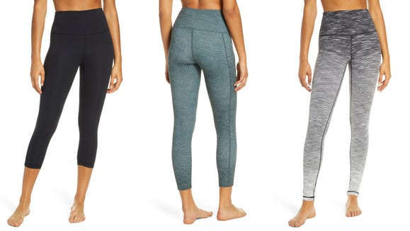 You'll want to live in these Zella leggings.