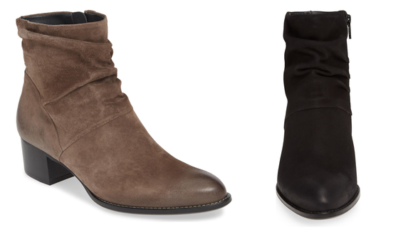These booties will help you nail that casual-chic look.