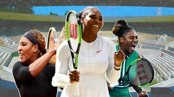 Unless you've been living under a rock the past two decades, you know that Serena Williams has carved out a legendary tennis career. But, if you're a rock dweller, here's a refresher on just how amazing it's been.