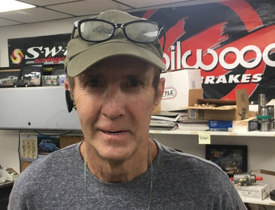 Sterling Marlin, who recently underwent deep brain stimulation for Parkinson's disease, will race Saturday night at Fairgrounds Nashville Speedway.
