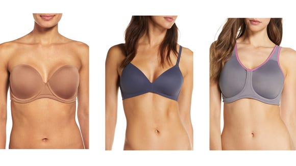 Comfort often trumps design when it comes to everyday bras.