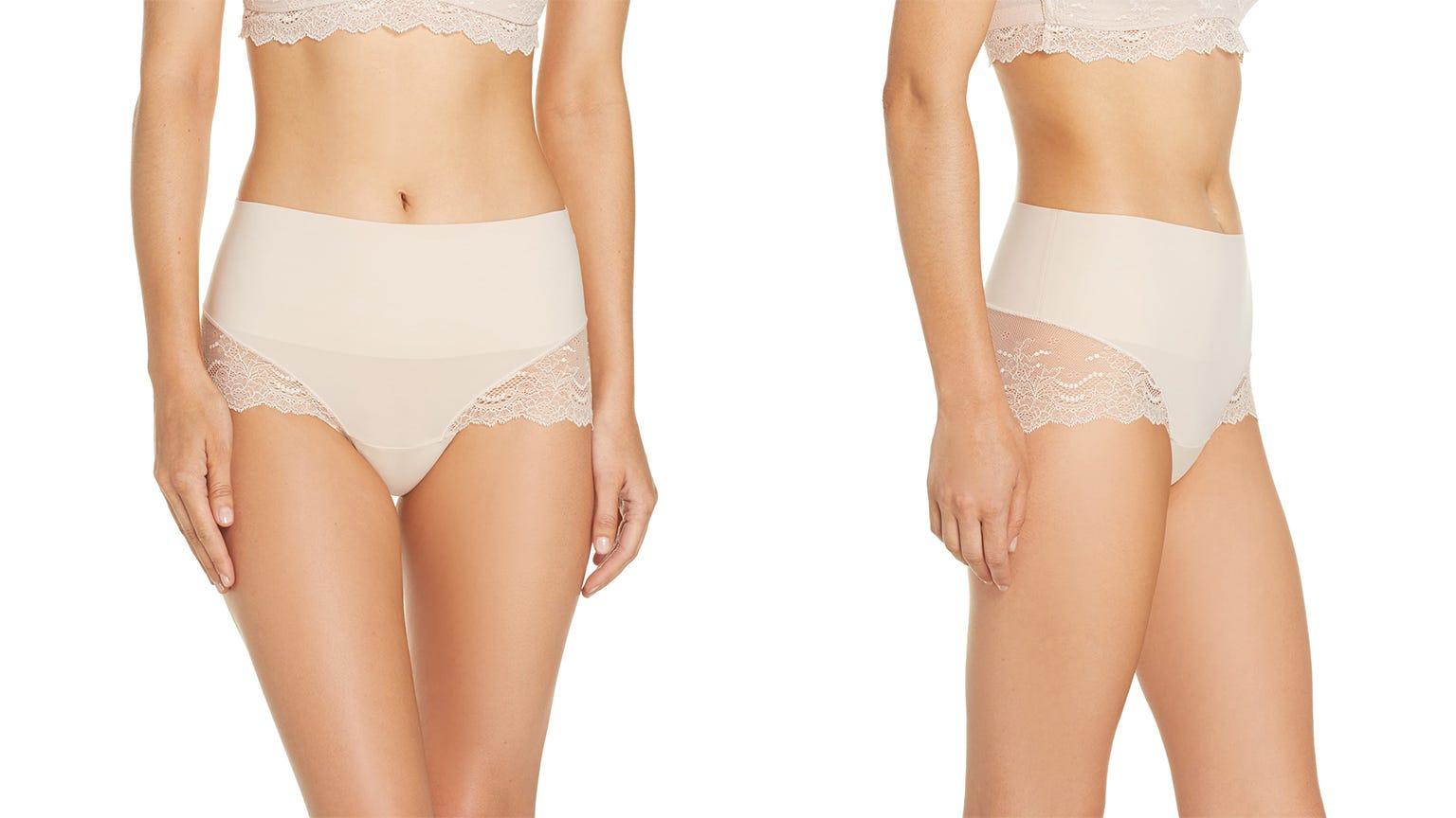 Men's Nordstrom White Brief Underwear Size 32 Lot Of 6 New