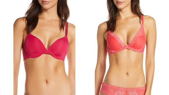 These gorgeous bras are even better at this sale price.