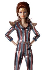 A limited edition David Bowie Barbie.