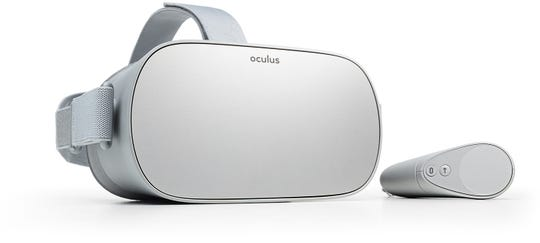The Oculus Go standalone virtual reality headset ($249.99) will be $40 cheaper on Amazon's Prime Day.