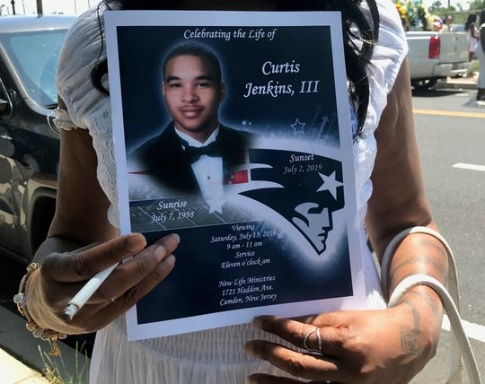 An investigation continues into this summer's deadly kidnapping of Curtis Jenkins III of Camden.