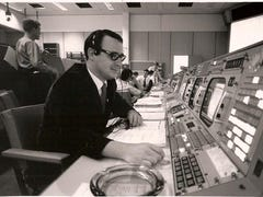 As alarms imperiled historic 1969 moon landing, aerospace engineer from Iowa prevented disaster