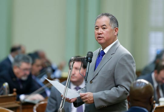 California Assemblyman Phil Ting