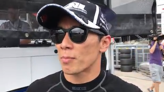 IndyCar drivers Takuma Sato, Sebastien Bourdais trade blows in post-practice scrape in Toronto