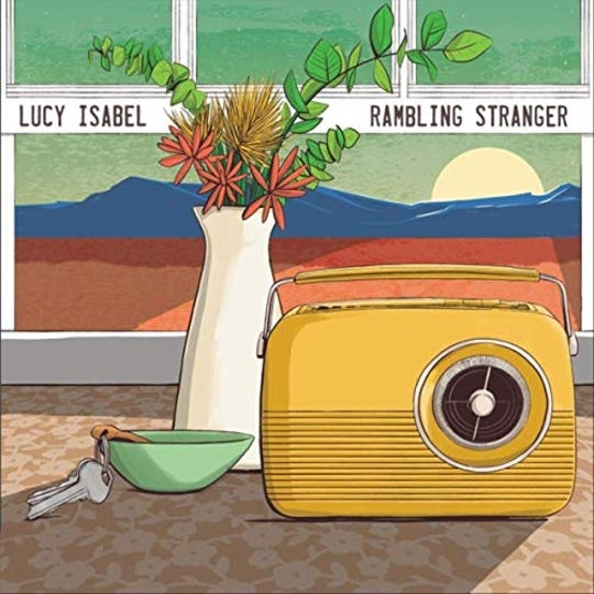 """Rambling Stranger"" by Lucy Isabel"