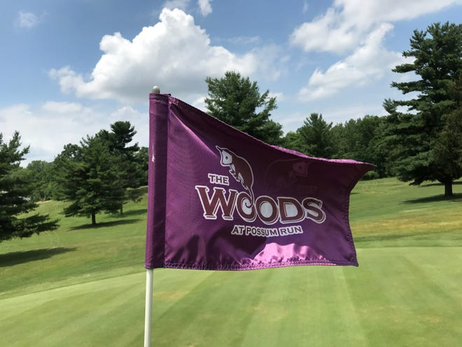 The Woods at Possum Run features the toughest Back 9 of any golf course in Richland County.