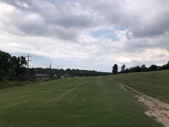 No. 18 at The Woods at Possum Run is a 461-yard Par 5 featuring the smallest green of any golf course in Richland County.