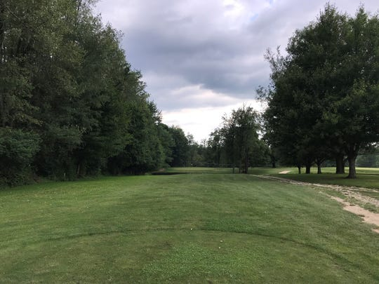 No. 17 at The Woods at Possum Run is a 163-yard Par 3 with a pond right in front of the green making the Back 9 one of the most difficult backs in Richland County.