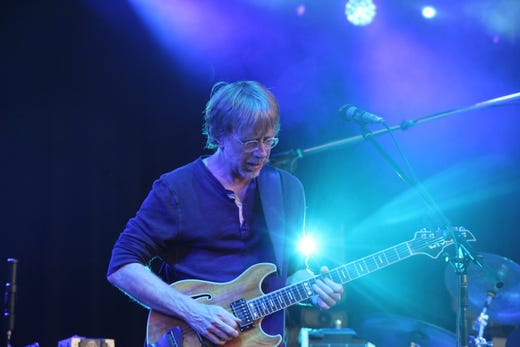 Review: Phish and their fans return to their natural habitat for Alpine Valley Music Theatre residency