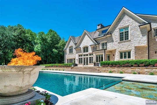 A Saddle River mansion on roughly three acres was recently listed for sale at $6.75 million.