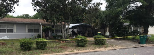 A Navarre man was shot and killed early Saturday morning in Mary Esther.