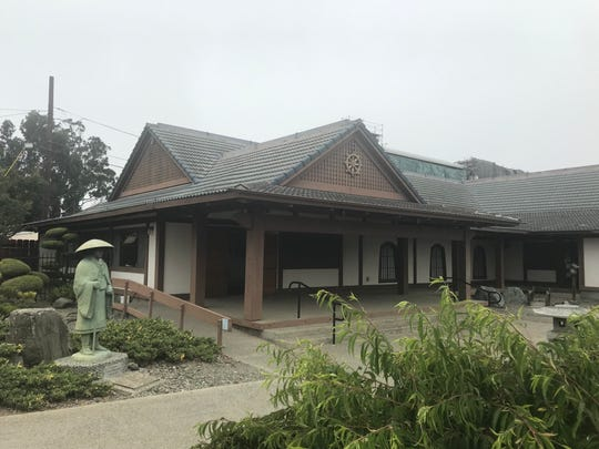 The Buddhist Temple of Salinas. July 12, 2019.