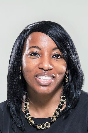 Kimberly Moore, vice president for workforce innovation, Tallahassee Community College