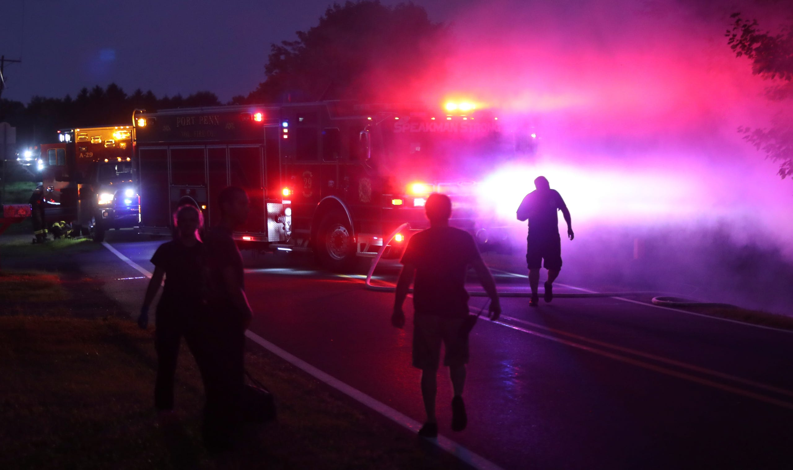 Fire consumes vehicle in fatal accident north of Odessa