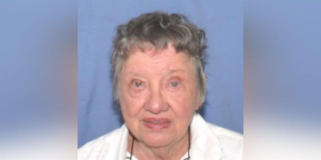 Miami Township Police Department issued an endangered missing adult alert Sunday morning for 84-year-old June Petersman.