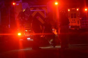 The Clinton County Sheriff's Office,  DeWitt Township Police Department and DeWitt Fire Department responded to the scene.
