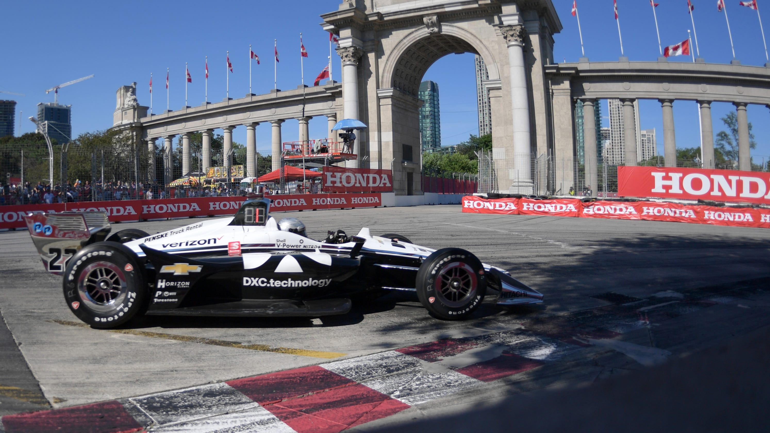 IndyCar's Toronto race canceled over area's COVID struggles; replacement to be announced