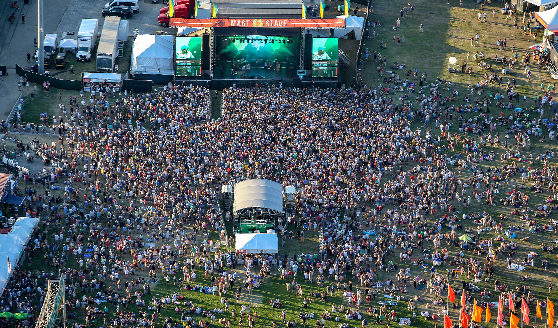Forecastle Festival 2020.Forecastle Festival 2019 En Louisville United States