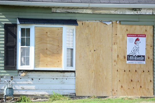 A vehicle crashed into a Madison Township home on Grace Street early Sunday morning, as the driver fled from law enforcement. The owner, said hospital staff told her she was lucky to be alive.
