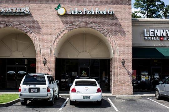 Julles Posh Food Co. at 6300 Poplar Ave. in Memphis.