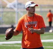 Browns linebacker and former Waukesha West standout Joe Schobert holds a football camp Saturday  at his alma mater.
