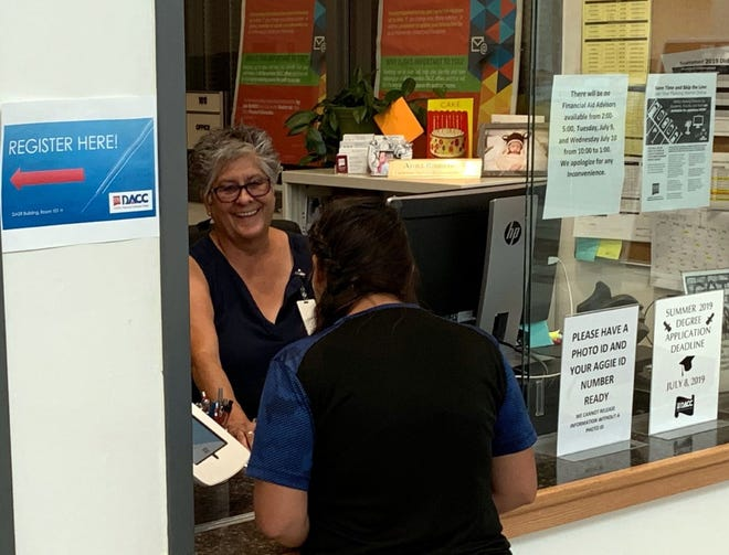 The Doña Ana Community College East Mesa Information Center is among the locations that will be open until 7 p.m. on Tuesdays and Wednesdays July 29 to Aug. 30, 2019.