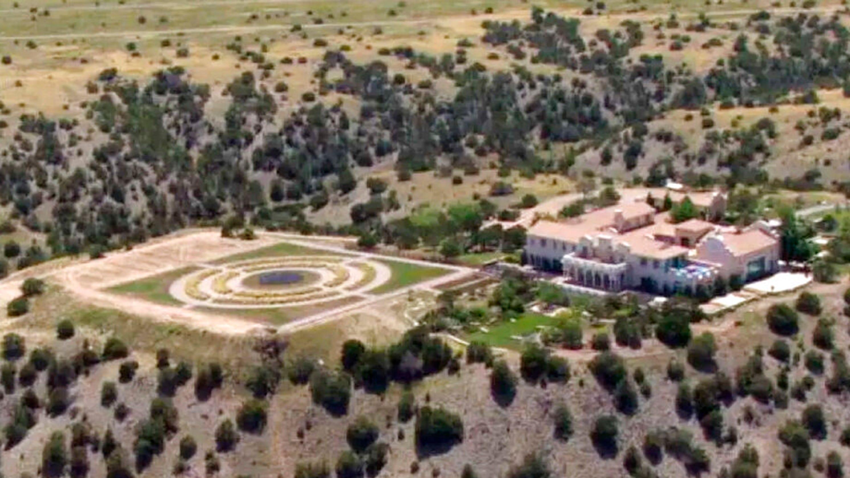 Jeffrey Epstein's Zorro Ranch in New Mexico linked to